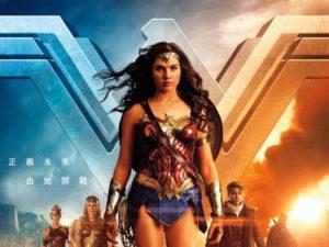 Wonder Woman es aclamada por los críticos de cine