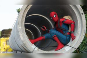 Presentan escena de Spider-Man: Homecoming en los MTV Movie Awards