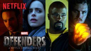 Ya esta disponible el primer Trailer de The Defenders