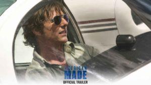 Primer Trailer de American Made protagonizado por Tom Cruise