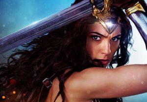 Wonder Woman hace historia