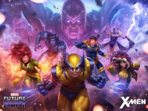 X-Men llegan a Marvel Future Fight