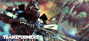 [Reseña] Transformers: The Last Knight