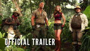 Llega el trailer y poster de Jumanji: Welcome To The Jungle