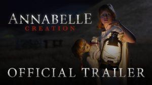Nuevo Trailer de Annabelle: Creation