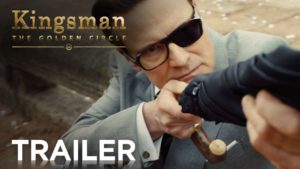 Llega el segundo trailer de Kingsman: The Golden Circle
