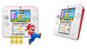 Llega el nuevo bundle del Scarlet Red Nintendo 2DS