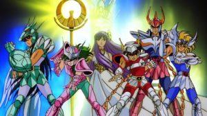Netflix anuncia el remake de la serie Knights of The Zodiac: Saint Seiya
