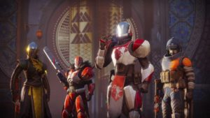 Trailer del multijugador competitivo de Destiny 2