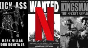 Netflix adquiere la compañía de cómics Millarworld