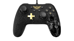 Anuncian control de Zelda y Mario para el Nintendo Switch
