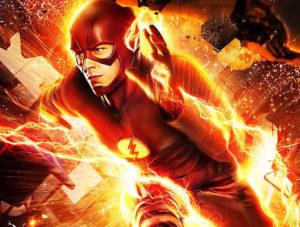 Barry estrena nuevo traje para la cuarta temporada de The Flash.