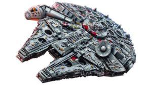LEGO Millennium Falcon de 7,541 piezas