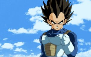 Vegeta se presenta en el nuevo trailer de Dragon Ball Fighter Z