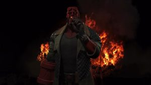 Hellboy llega a Injustice 2
