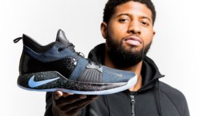 Paul George, Nike, PlayStation crean la zapatilla deportiva PG-2 PlayStation Colorway