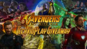 [Sorteo] TechVidPlay te invita a ver en cines Avengers: Infinity War