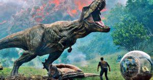 Ya esta disponible el nuevo Trailer de Jurassic World: Fallen Kingdom