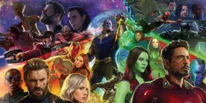 Avengers: Infinity War comienza a romper records en la taquillera