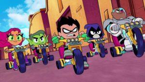 Nuevo trailer de Teen Titans Go!! To The Movies