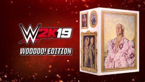 WWE 2k19 tendrá una versión edición especial dedicada a Ric Flair