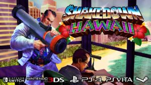 Shakedown: Hawaii Gameplay Tráiler
