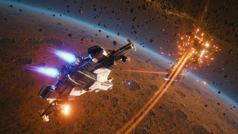 EVERSPACE un juego shooter espacial que se acerca para Nintendo Switch