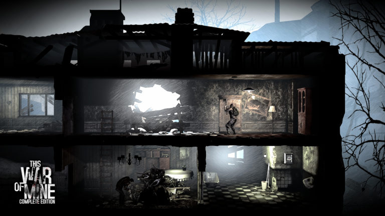 This War of Mine: Complete Edition disponible ya para Nintendo Switch