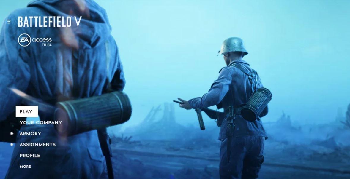 Battlefield V Disponible Ya!!