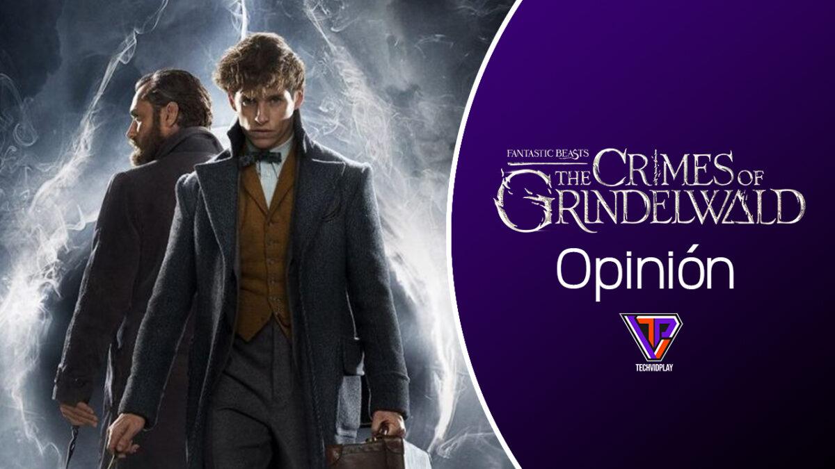 [Opinión] Fantastic Beast: The Crime of Grindelwald