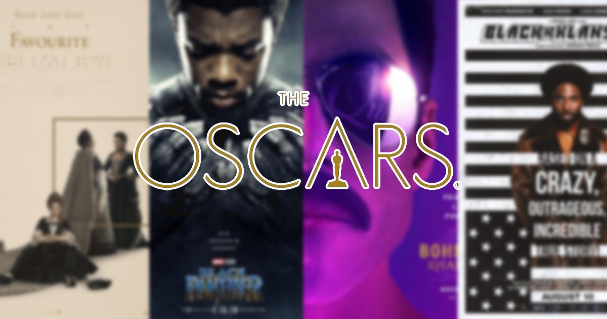 Y los nominados para los premios Oscars 2019 son…