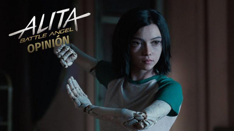 [Opinión] Alita Battle Angel