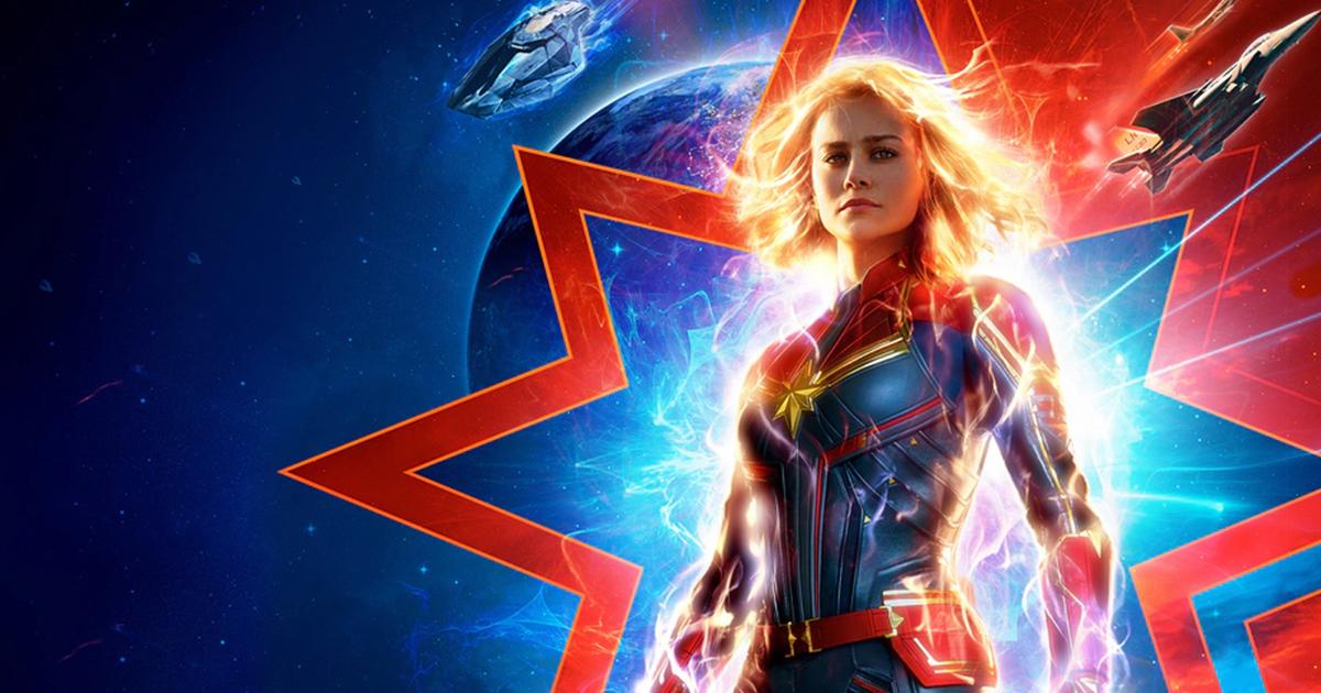 [Opinión] Captain Marvel (Sin Spoilers)