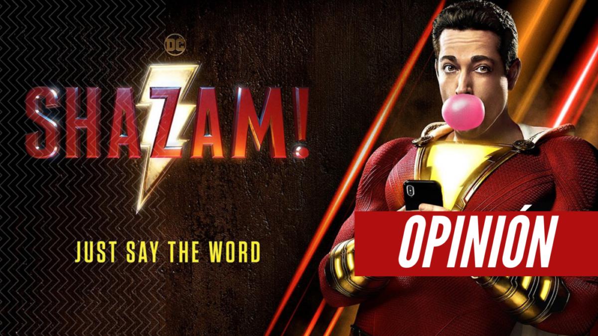 [Opinión] Shazam! – ¿Está DC Comics en buen camino?