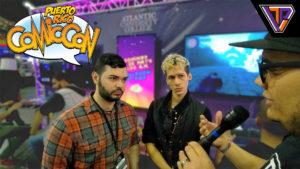 """Estudiantes universitarios desarrollan videojuego llamado """"Comatose""""   Puerto Rico Comic Con 2019"""