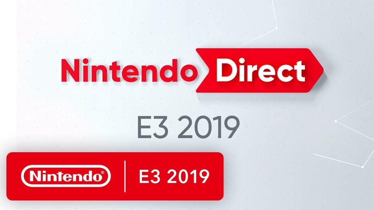 Anuncian sobre 30 títulos para Nintendo Switch durante el Nintendo Direct de E3 2019