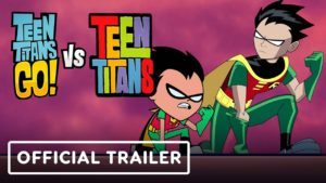 Teen Titans GO! se enfrenta a los Teen Titans (2003) en nuevo filme animado
