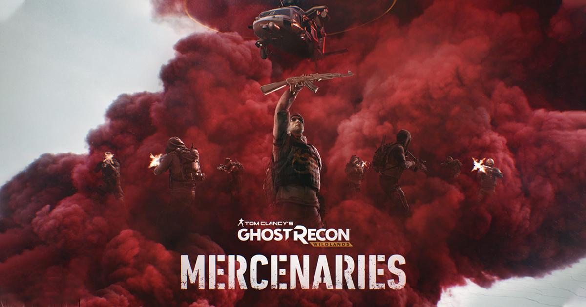 Anuncian nuevo modo de juego gratuito para Ghost Recon Wildlands: Mercenaries