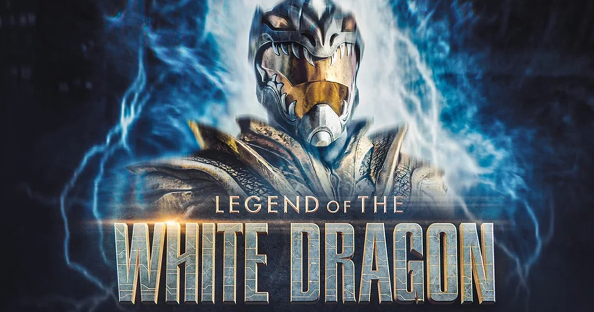 "Jason David Frank (Green Ranger) anuncia el filme ""Legend of The White Dragon"""