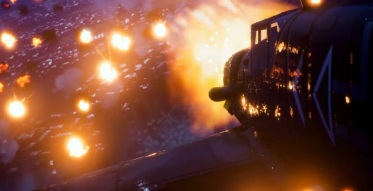 DOGFIGHTER – WW2: Nuevo Battle Royale aéreo exclusivo de PS4