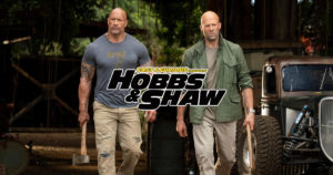 [Opinión] Fast & Furious Present: Hobbs and Shawn