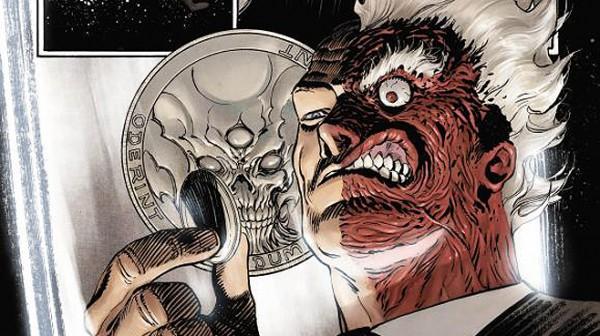 Warner Bros planifica nuevamente un filme centrado en un villano: TWO-FACE