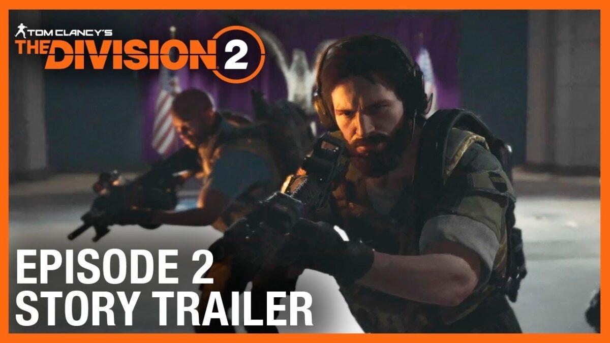 """Tom Clancy's The Division 2: """"Episode 2 – Pentagon: The Last Castle"""" se estrenará el 15 de octubre"""